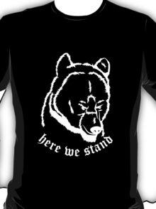 Mormont white T-Shirt