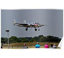 B25 Mitchell Bomber Poster