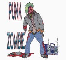 Punk Zombie Kids Clothes