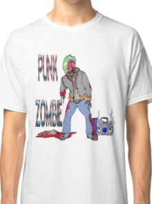 Punk Zombie Classic T-Shirt