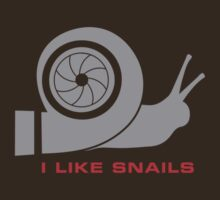 Turbo - I like snails by ApexFibers