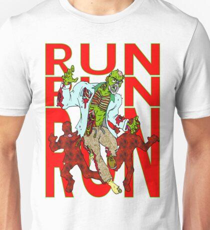 Zombies, Runnnn Unisex T-Shirt