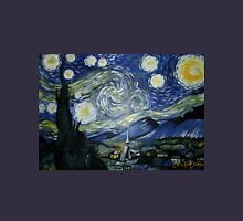 Reproduction of Starry Night Unisex T-Shirt