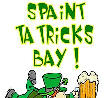 Happy St. Patricks Day by Skree