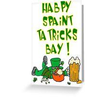 Happy St. Patricks Day Greeting Card
