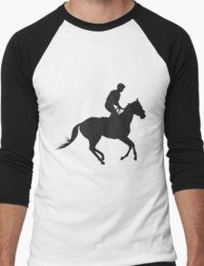 Jockey Silhouette Men's Baseball ¾ T-Shirt
