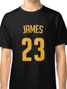 LeBron James #23 Classic T-Shirt