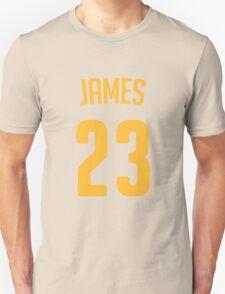 LeBron James #23 Unisex T-Shirt