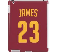 LeBron James #23 iPad Case/Skin