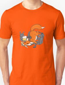 Bad Fox Unisex T-Shirt