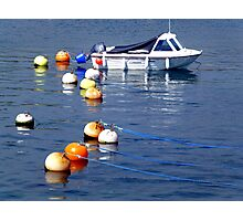 Lots of Buoys Photographic Print