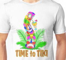 Time to Tiki Unisex T-Shirt