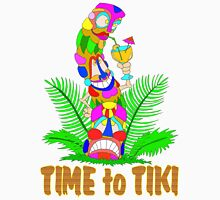 Time to Tiki Unisex T-Shirt