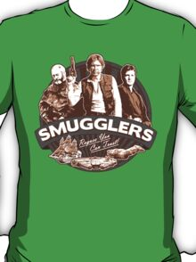 Smugglers Three (Solid Warm) T-Shirt