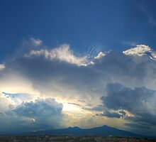 ©HCS The Cumulonimbus Party II by OmarHernandez