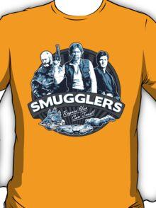 Smugglers Three (Solid) T-Shirt