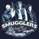 Smugglers Three by Digital Phoenix Design