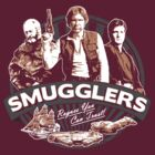 Smugglers Three (Warm) by digital-phx