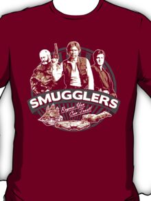 Smugglers Three (Warm) T-Shirt