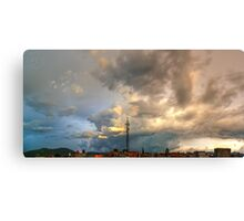 ©HCS Move On Clouds Canvas Print