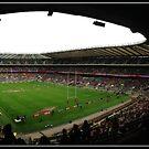 Twickenham Stadium by CraigSev