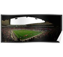 Twickenham Stadium Poster