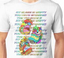Angry Tiki Gods Unisex T-Shirt