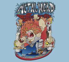 Metal Head Kids Clothes