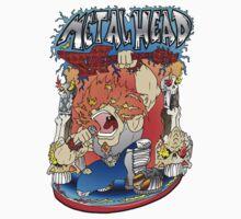 Metal Head One Piece - Short Sleeve