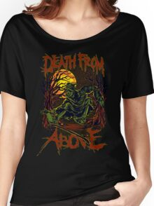 Death from above Women's Relaxed Fit T-Shirt