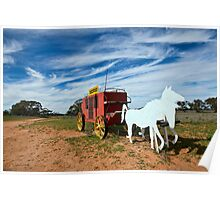 Outback Mailbox Poster