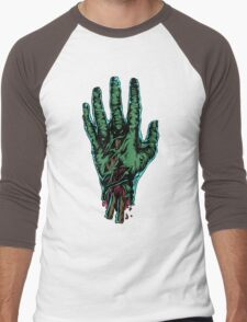 Zombhand Men's Baseball ¾ T-Shirt
