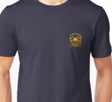 Navy Deep Sea Diver (sm) Unisex T-Shirt