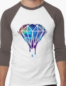 Diamond Drop Shinee Men's Baseball ¾ T-Shirt