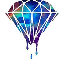 Diamond Drop Shinee Photographic Print