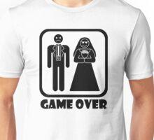 Game Over Wedding Unisex T-Shirt