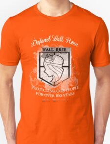 Defend Wall Rose! T-Shirt