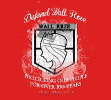 Defend Wall Rose! Unisex T-Shirt