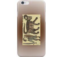 Ye Olde Farting Beast iPhone Case/Skin