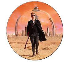 Doctor Who - Galifrey - Guitar by dooweedoo
