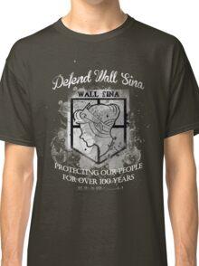 Defend Wall Sina! Classic T-Shirt