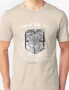 Defend Wall Sina! T-Shirt