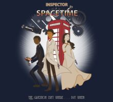 Inspector Spacetime II One Piece - Long Sleeve