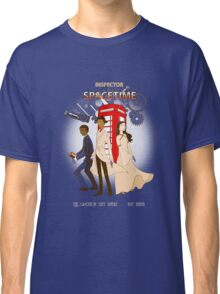 Inspector Spacetime II Classic T-Shirt