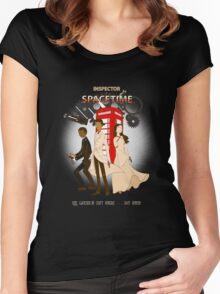 Inspector Spacetime II Women's Fitted Scoop T-Shirt