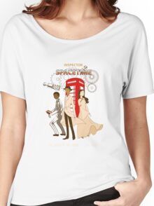 Inspector Spacetime II Women's Relaxed Fit T-Shirt