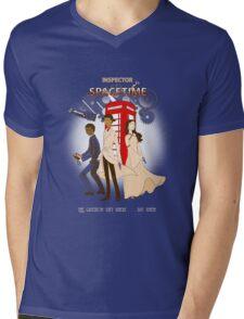 Inspector Spacetime II Mens V-Neck T-Shirt
