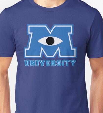 Monsters U Unisex T-Shirt