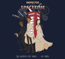 Inspector Spacetime One Piece - Short Sleeve