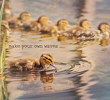 Make Your Own Waves by KBritt